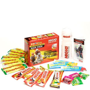 High5 Sports Race Pack - 21 Sachet Race Day Trial Box