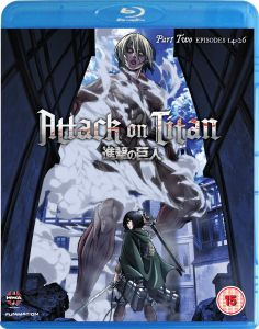 Attack On Titan Part 2 (Episodes 14-25)