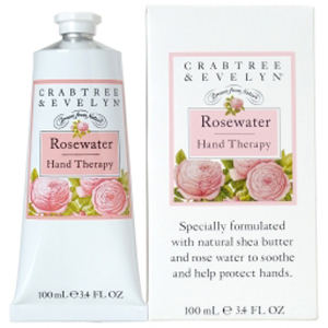 CRABTREE & EVELYN ROSEWATER HAND THERAPY (100ML)
