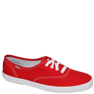 Keds Women's Champion Oxford Pumps - Red