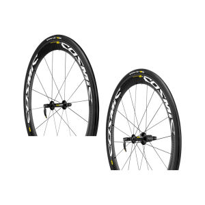 2013 Mavic Cosmic Carbone SLE Wheelset