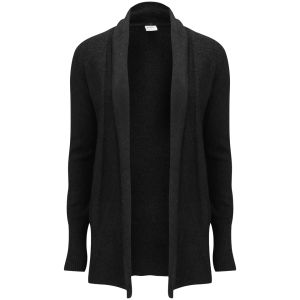 Vero Moda Women's Long Sleeve Open Cardigan - Black