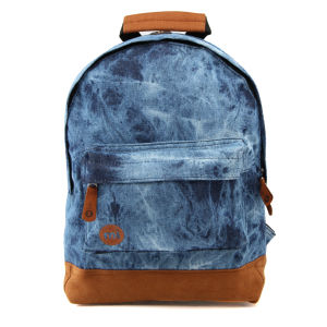 Mi-Pac Premium Mini Light Denim Dye Backpack - Denim Dye