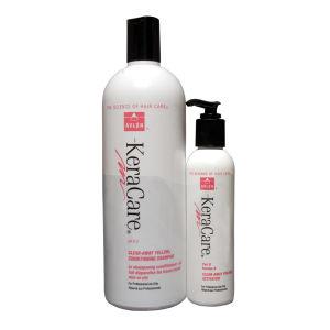 KeraCare Clear Away Yellow Shampoo (950ml)