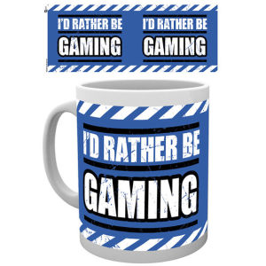 Gaming Rather Be Taza