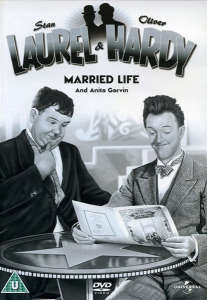 Laurel & Hardy - Married Life And Anita Garvin