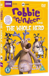 Robbie The Reindeer Trilogy - The Whole Herd