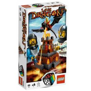 LEGO Games: Lava Dragon (3838)