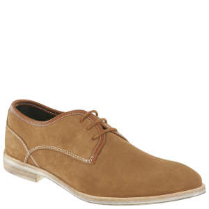 H Shoes by Hudson Men's Rourke Shoes - Tan