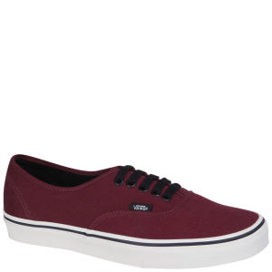 Vans Authentic Canvas Trainer - Port Royale/Black