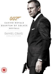 Daniel Craig: Casino Royale / Quantum of Solace / Skyfall