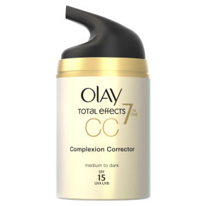 Olay Total Effects Pore Minimiser CC Creme - Medium (50ml)