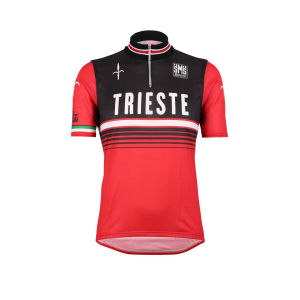 Giro Ditalia 2014 Final Stage Trieste Short Sleeve Jersey - Red