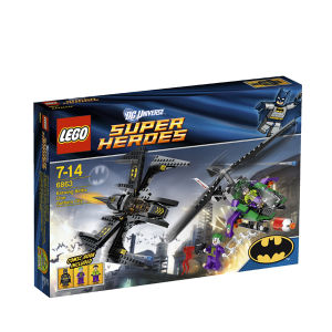 LEGO Super Heroes: Batwing Battle Over Gotham City (6863)