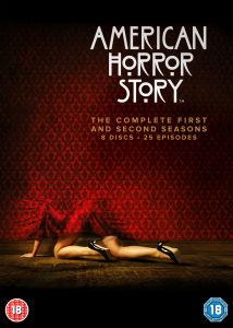 American Horror Story - Seizoen 1 en 2
