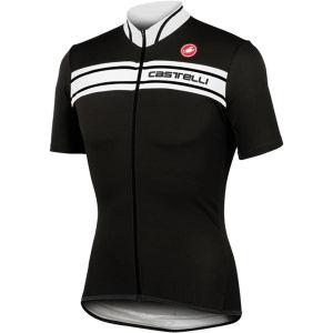 Castelli Prologo 3 Jersey - Black/White
