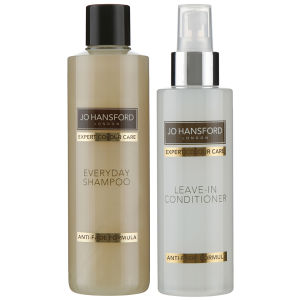 Jo Hansford Expert Colour Care Everyday Shampoo (250ml) with Protect and Shine Leave In Conditioner (150ml)
