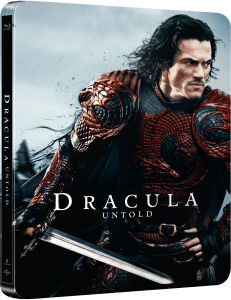 Dracula Untold - Zavvi Exclusive Limited Edition Steelbook (Includes UltraViolet Copy)