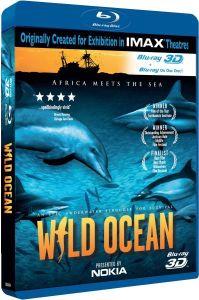 IMAX: Wild Ocean (Bevat 2D en 3D Blu-Ray)