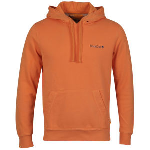 Soul Cal Men's Hoody - Orange