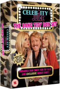 Celebrity Juice: The Bang Tidy Box Set (Includes Bonus Disc)