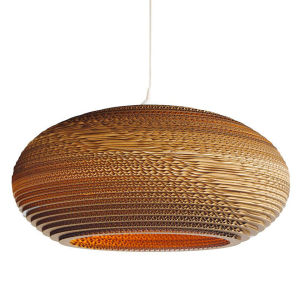 Graypants Disc Pendant Lamp - 16 Inch