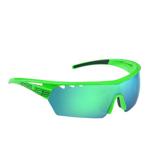 Salice 006 RW Sports Sunglasses - Mirror - Green/RW Green