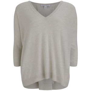 Autumn Cashmere Women's Jumper - Beachwood