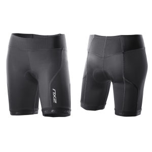 2XU Women's Perform Triathlon Shorts - Black