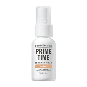 bareMinerals Prime Time™ BB Primer-Creme Daily Defense LSF30 in Medium (30ml)