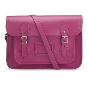 The Cambridge Satchel Company Women's 13 Inch Satchel - Hot Pink