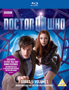 Doctor Who: Series 5 - Volume 1