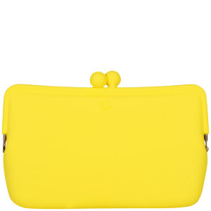 Candy Store Women's Silicone Cosmetic Bag  - Yellow
