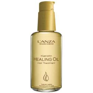L'Anza Keratin Healing Oil (100ml) with Pump