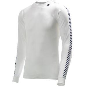 Helly Hansen Men's Dry Stripe Crew - White