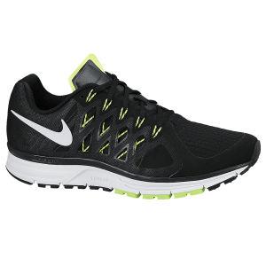 Nike Men's Zoom Vomero 9 Running Shoes - Black
