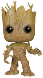 Marvel Guardians of the Galaxy Groot Funko Pop! Figur