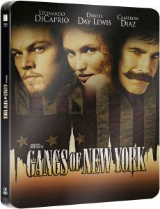 Gangs of New York - Zavvi exklusives Limited Edition Steelbook (Ultra Limited Print Run)