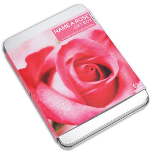 Name a Rose Gift Tin