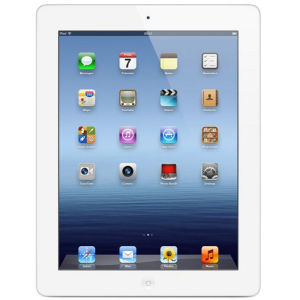 Apple New iPad 3rd Generation - 32GB Wi-Fi & 4G Tablet in White (MD370B/A)