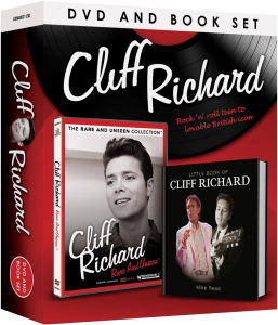 Cliff Richard (Book and DVD Set)