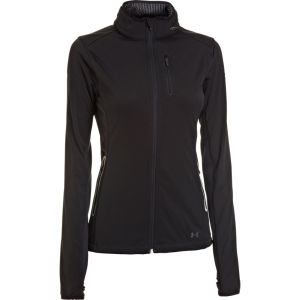 Under Armour Women's Coldgear Infrared Storm Jacket - Black/Reflective