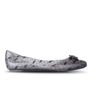 Jason Wu For Melissa Women's Trippy Ballet Flats - Smoke Lace