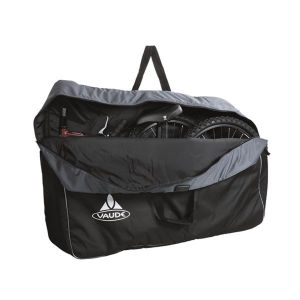 VAUDE Big Bike Bag Pro - Black/Anthracite
