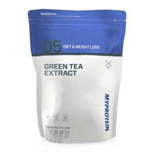 Extrait de thé vert en poudre
