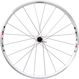 Shimano RS10 Clincher Wheelset - Silver