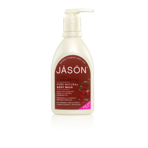 JASON Anti-Oxidant Cranberry Body Wash Pump (900ml)
