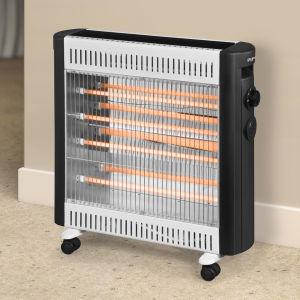 Pifco 800W /1600W Quartz Heater