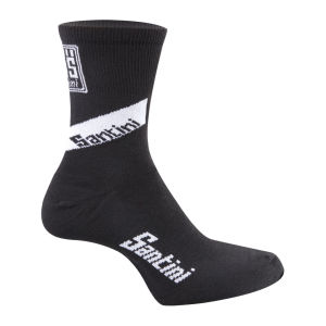 Santini Primaloft Winter Socks - Black