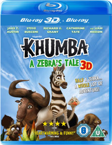 Khumba: A Zebra's Tale 3D